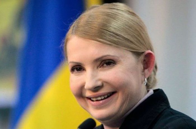"""""""Пятая точка"""" Юлии Тимошенко затмила новость о прорвавшемся на Украину Саакашвили"""