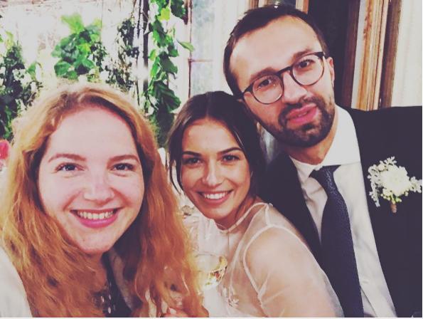 Нардеп Лещенко и DJ Nastia проводят медовый месяц в отеле с номерами от $175 за ночь