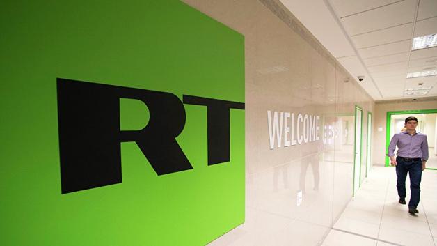 США хотят, чтобы RT зарегистрировался в качестве «иностранного агента»