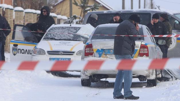 """Расстрел в Княжичах: """"Глава полиции наблюдал из ресторана"""""""