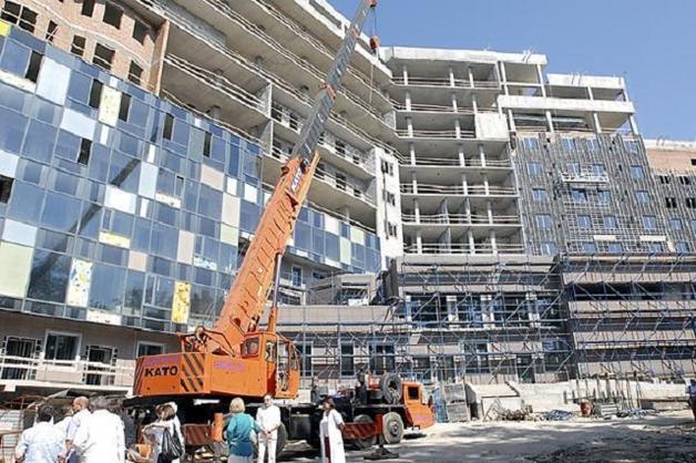 """СБУ расследует присвоение 60 млн на строительстве """"Охматдета"""""""