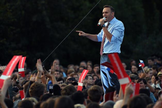 Суд удовлетворил иск к Навальному от фонда сокурсников Медведева