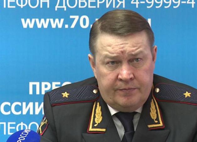 Экс-глава томского УМВД ответит за «невнимательность к коррупции»