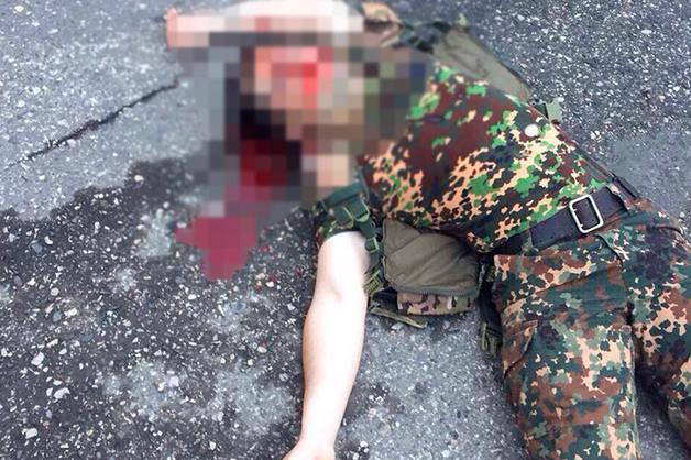 Появились подробности убийства четырех бойцов Росгвардии в Чечне