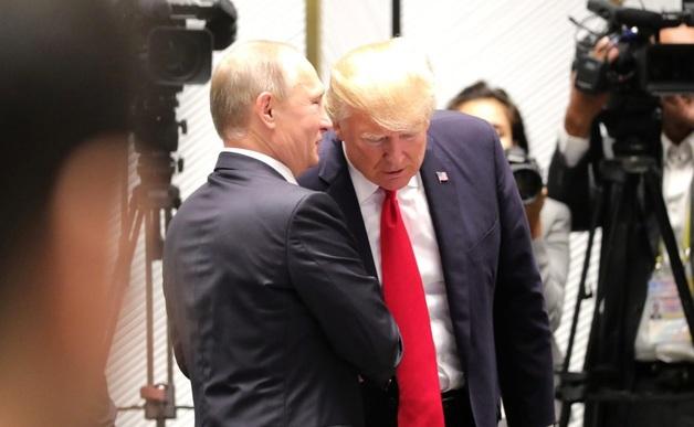 Путин назвал виновных за срыв встречи с Трампом на саммите АТЭС