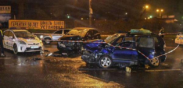 Смертельное ДТП на Берковцах: жена погибшего обещает убить виновника аварии