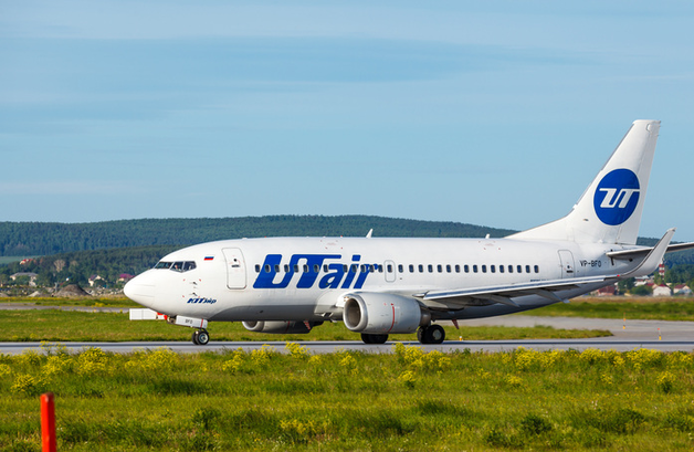 СМИ сообщили, что самолет «Ютэйр» чуть не разбился при заходе на посадку в Москве