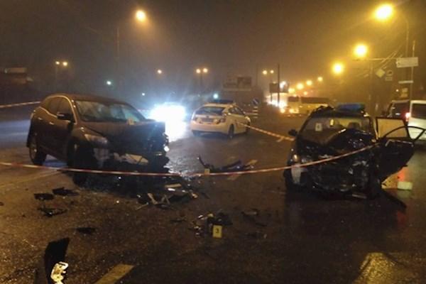ДТП с чиновником МВД в Киеве: стало известно о наглом поведении Найды на месте преступления