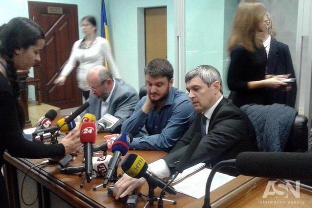 Прокуроры САП уверены, что Аваков-младший может сбежать