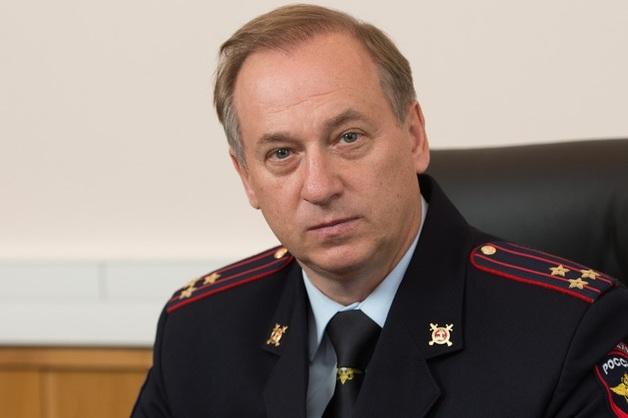 Начальника УВД по ЦАО Александра Букача задержали в одном из аэропортов Москвы