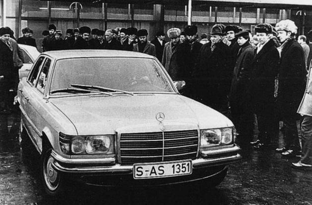 Заморское диво: кому и как в СССР удавалось ездить на иномарке