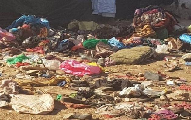 Кровавая давка в очереди за едой в Марокко: погибло много женщин