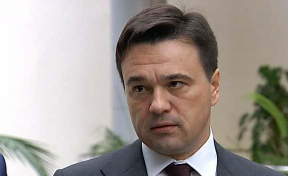 Воровство двух столиц губернатора Андрея Воробьева