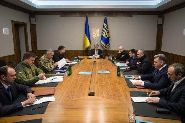 Российские танки пересекли границу Украины на Луганщине
