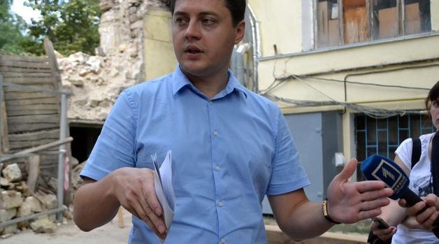 Глава Одесского ГАСКа заплатил Чичваркину 300 тысяч долларов за вино