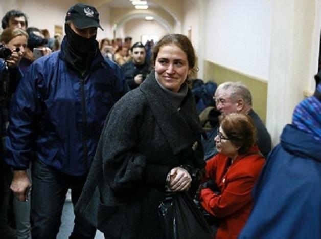 С 12 до 14 часов Софья Апфельбаум может не думать о Кирилле Серебренникове