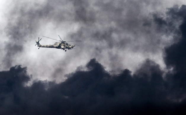 Экс-главком ВКС заявил о выявленной в Сирии «слепоте» пилотов Ми-28