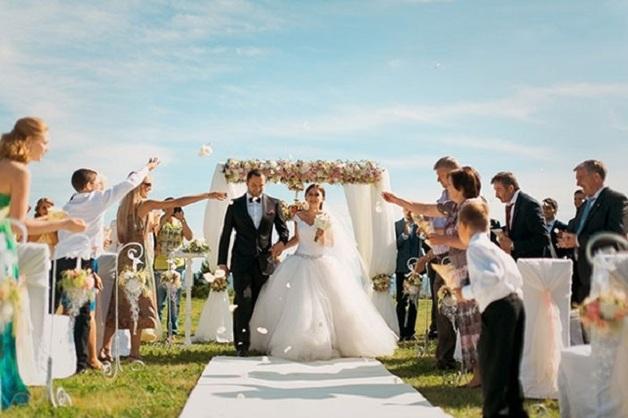 Украинские звездные свадьбы-2017: самые дорогие, секретные и скромные