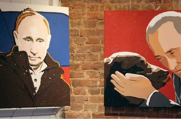 Центробанк отказался печатать купюры с Путиным