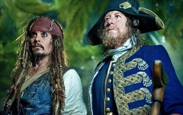 Пираты карибского моря секс фильм — photo 7