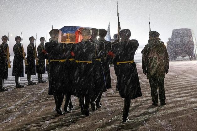 Минобороны раскрыло потери военнослужащих в 2012–2016 годах