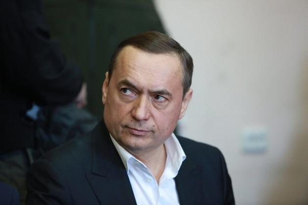 Экс-нардеп Мартыненко просит суд выпустить его за границу
