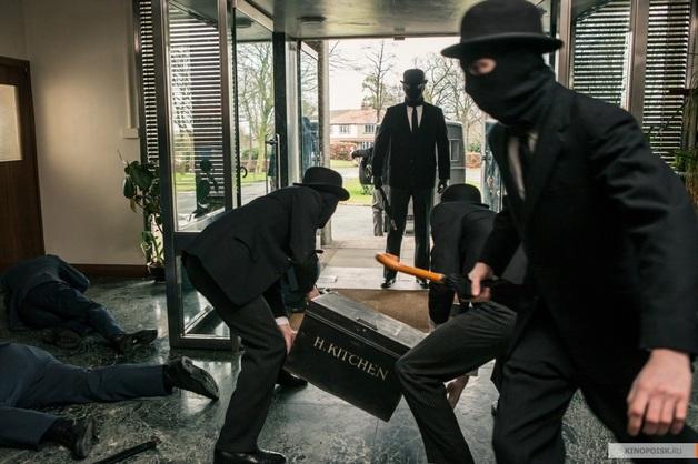 В Киеве воры обокрали топ-чиновника посольства Швеции