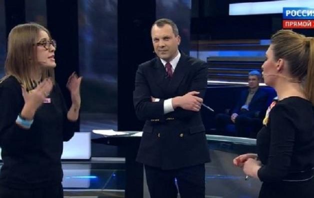 Почему Явлинскому и Собчак разрешили говорить правду о путинском режиме