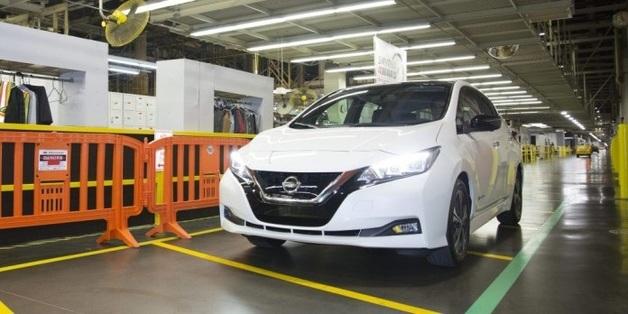 Скоро на рынке: новое поколение Nissan Leaf поступило в массовое производство
