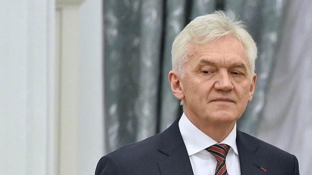 Геннадий Тимченко вышел из «Спутника»