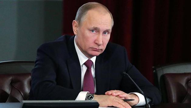 Путин объявил об участии в выборах президента