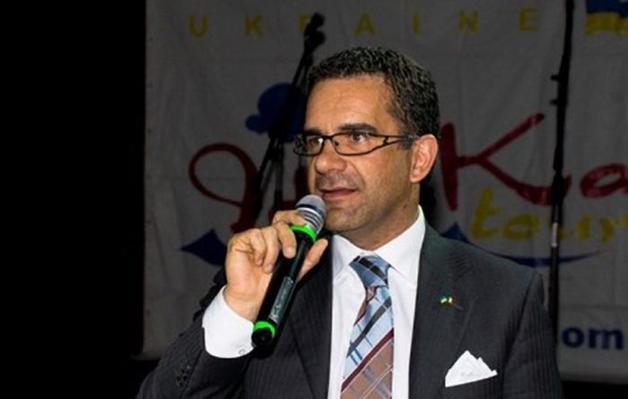 """Липовый """"почетный консул"""" Марко Тосон из Италии отмывает деньги через Украину"""