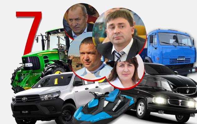 Элитные авто, американские комбайны и десятки фур: ТОП-7 автопарков депутатов Николаевского облсовета