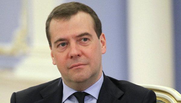 Дмитрий Медведев позволил госкомпаниям держать в секрете данные субподрядчиков и поставщиков