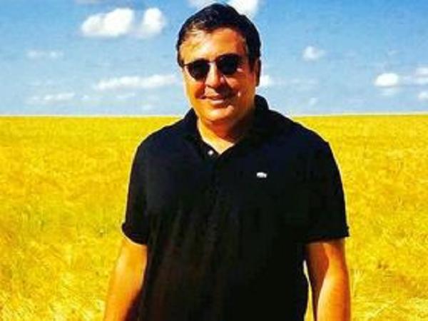 На Западе видят Саакашвили премьер-министром Украины