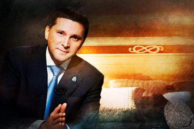 В комплект к унитазу. Сколько бюджетных миллионов стоит кровать губернатора Ямала?