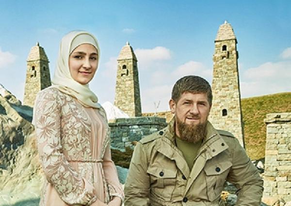 Гель для вагины, плетки, маски семьи Рамзана Кадырова