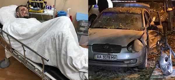 Теракт в Киеве: покушение на Мосийчука мог организовать его помощник