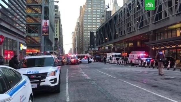 Взрыв в Нью-Йорке: число пострадавших выросло
