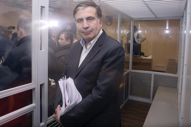 Саакашвили из зала суда: «Я уверен, что со мной будет все в порядке»