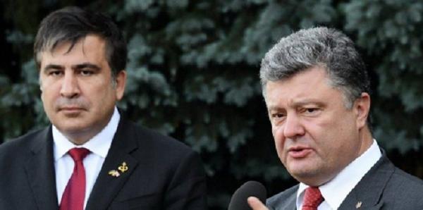 В сети появился убойный баттл Михо-Порошенко