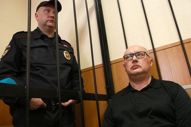 Суд оставил в силе приговор бывшему начальнику ГУ МВД по СЗФО