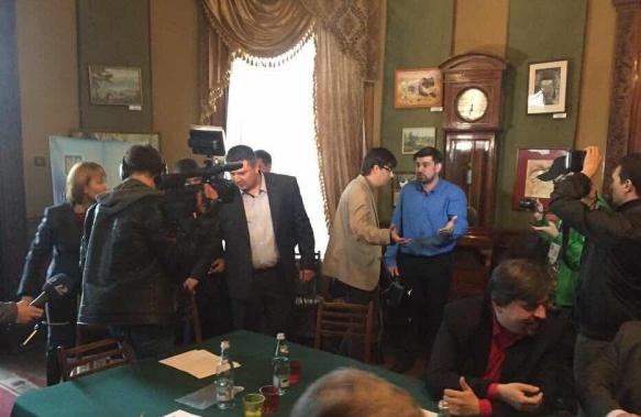 Дмитрий Вишняков – нефтепрокладка Сергея Кивалова