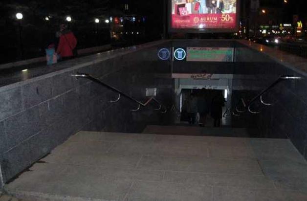 В центре Харькова иностранец напал на девушку