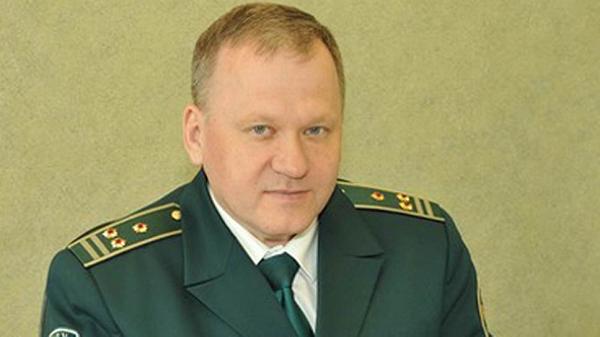 Начальника Смоленской таможни Иосифа Лужинского подвели новогодние подарки
