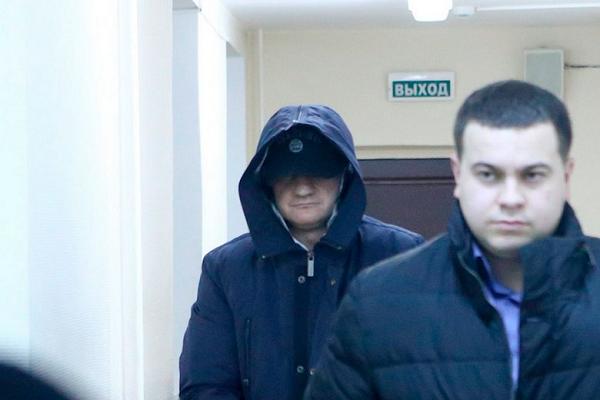 Бывший офицер СКР арестован за взятку в рамках дела Шакро Молодого