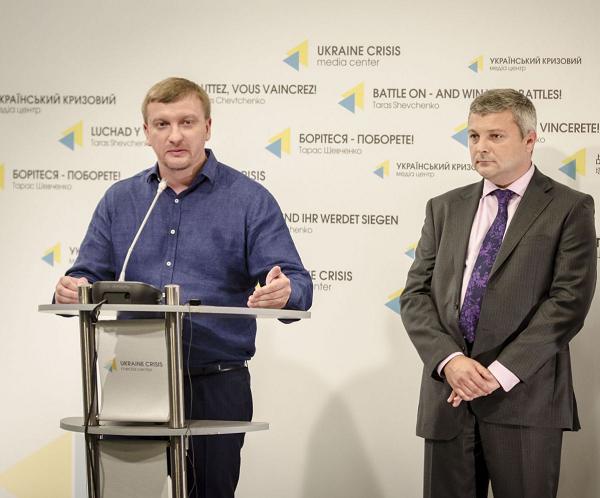 Екс-заступника Павла Петренка визнано винним у корупційному правопорушенні
