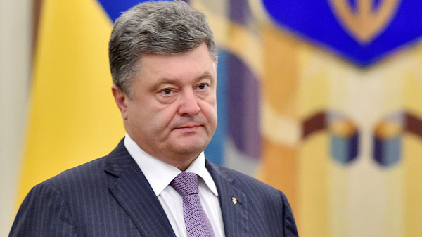 Пранкеры заявили, что разыграли Порошенко в новогоднюю ночь