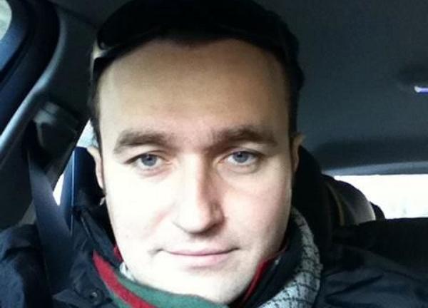 Максим Криппа из «Самопомощи» работает на Малафеева