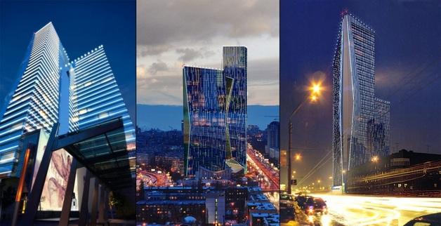 Власти Киева могут переехать в бизнес-центр за $370 млн